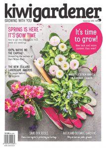 Kiwi Gardener Magazine